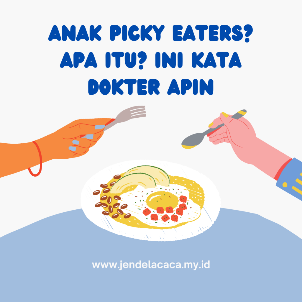 anak picky eaters?