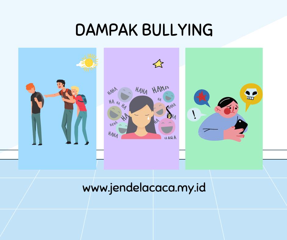 dampak bullying pada anak