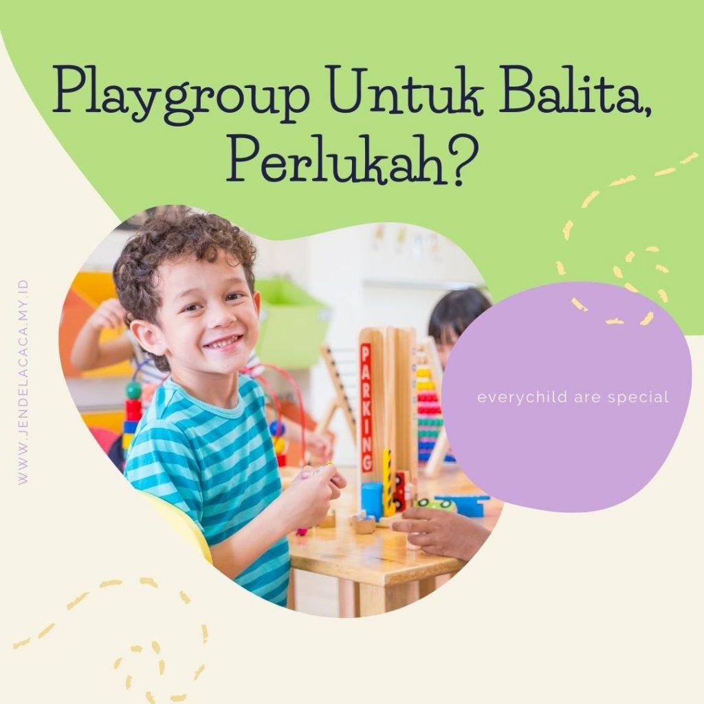 playgroup untuk balita