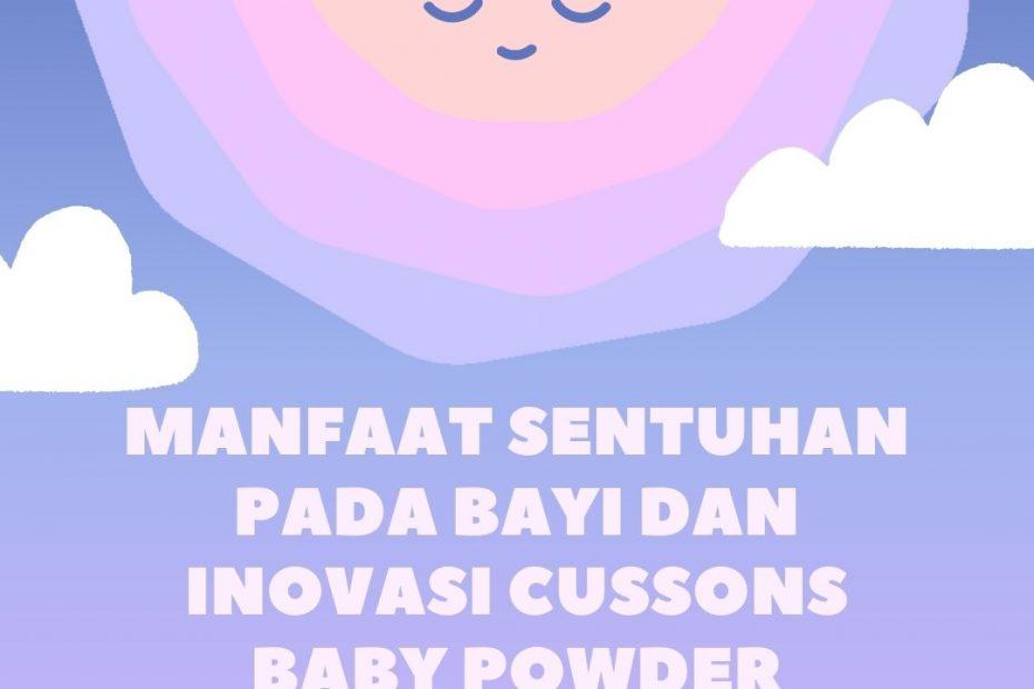 manfaat sentuhan pada bayi