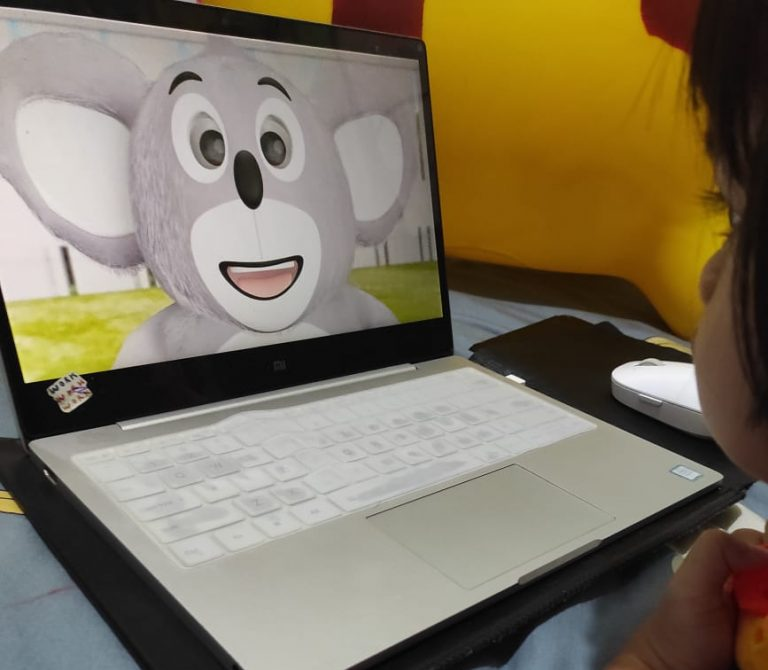 lagu dan animasi anak