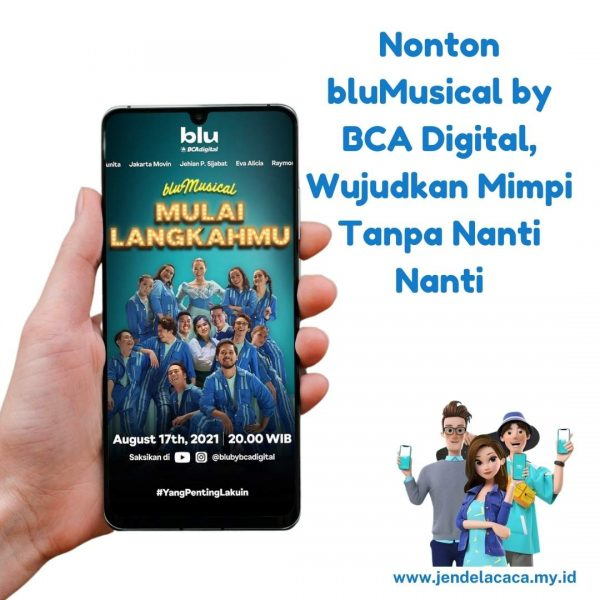 nonton bluMusical by BCA digital