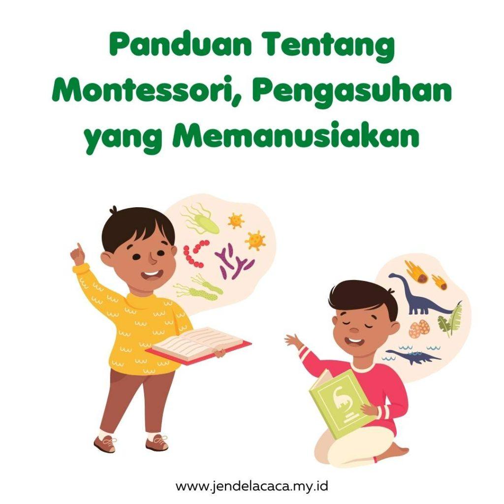 panduan tentang montessori