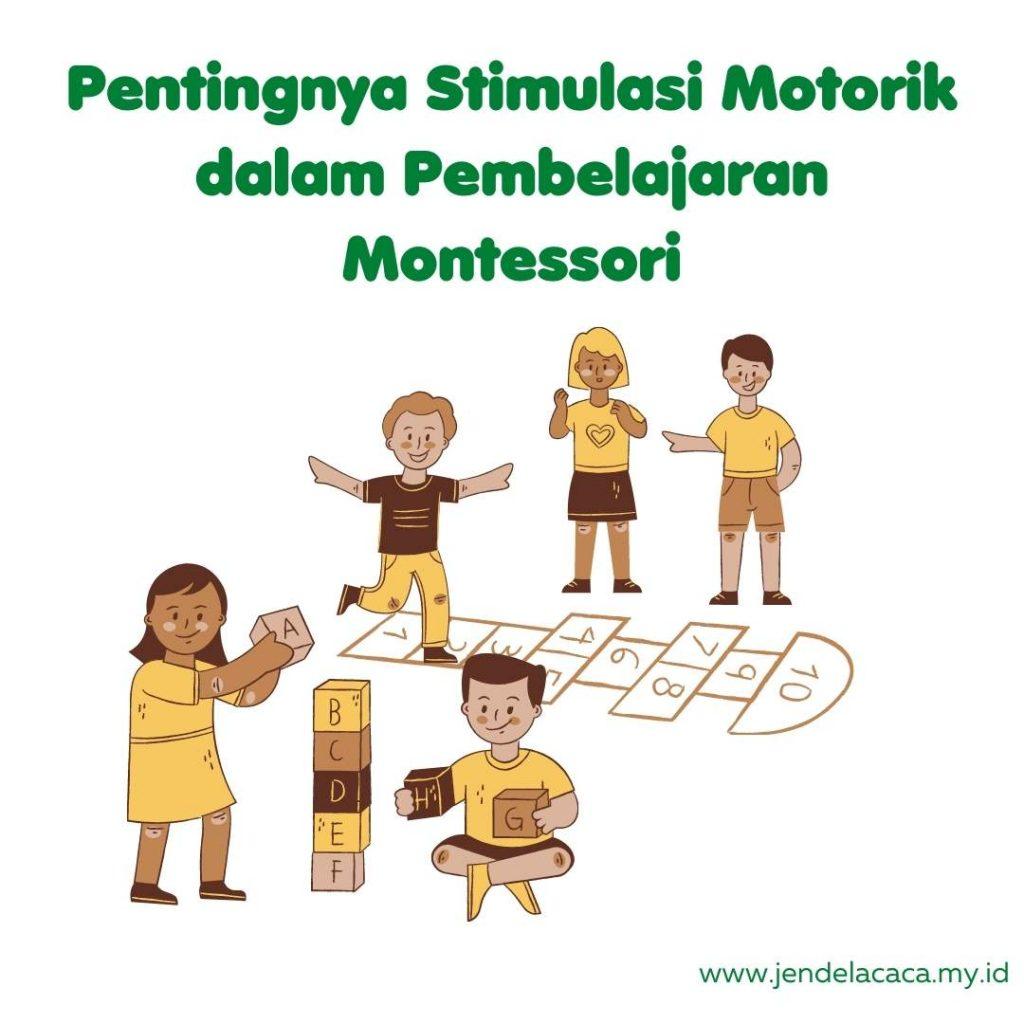 pembelajaran Montessori